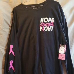 Tops - Breast Cancer Awareness Shirt